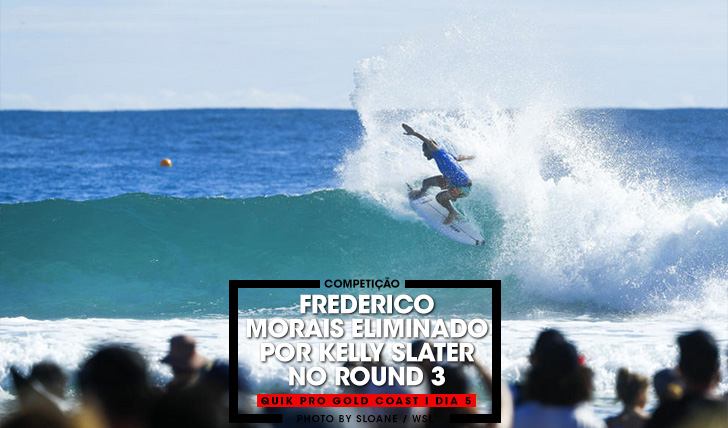 36582Frederico Morais eliminado por Kelly Slater no round 3 do Quiksilver Pro Gold Coast