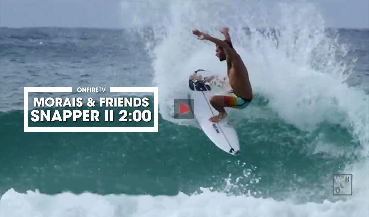 36507Frederico Morais & friends   Free surf em Snapper    2:00