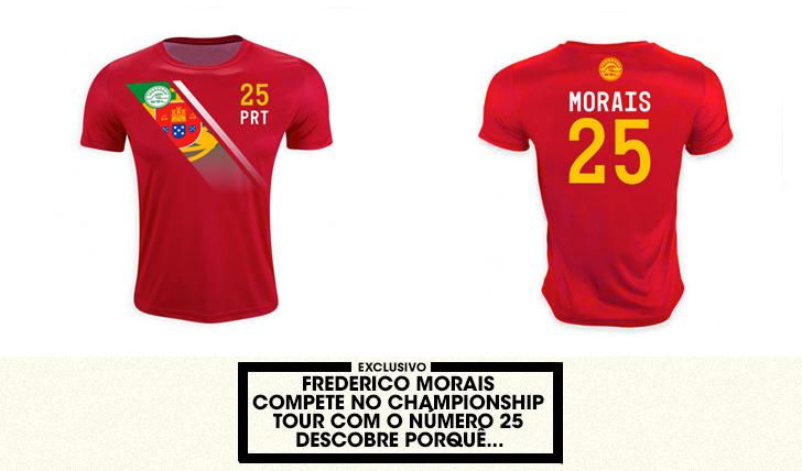 36499Frederico Morais compete na WSL com o número 25 | Descobre porquê…
