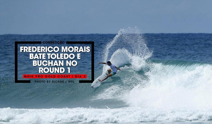 36531Frederico Morais arranca com vitória brilhante no round 1 do Quiksilver Pro Gold Coast