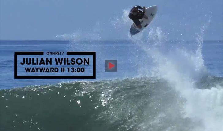 36295Julian Wilson   Wayward    13:00