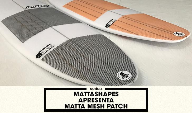 36815MATTAShapes apresenta MATTA Mesh Patch