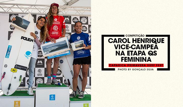 37194Carol Henrique em segundo lugar no Caparica Pro | Dia 4