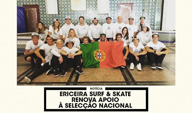 36939Ericeira Surf & Skate renova apoio à Selecção Nacional