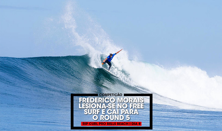 37287Frederico Morais no round 5 do Rip Curl Pro Bells Beach.