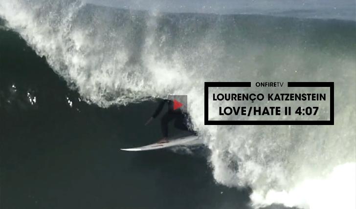 37306Lourenço Katzenstein | It's just a Love/Hate relationship || 3:07