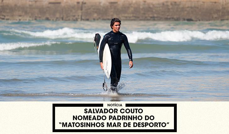 """36995Salvador Couto nomeado para padrinho do projecto """"Matosinhos Mar de Desporto"""""""