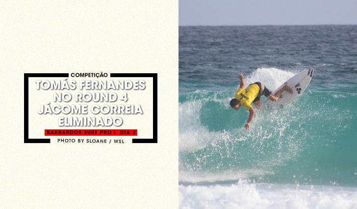 37182Tomás Fernandes no round 4 do Barbados Surf Pro