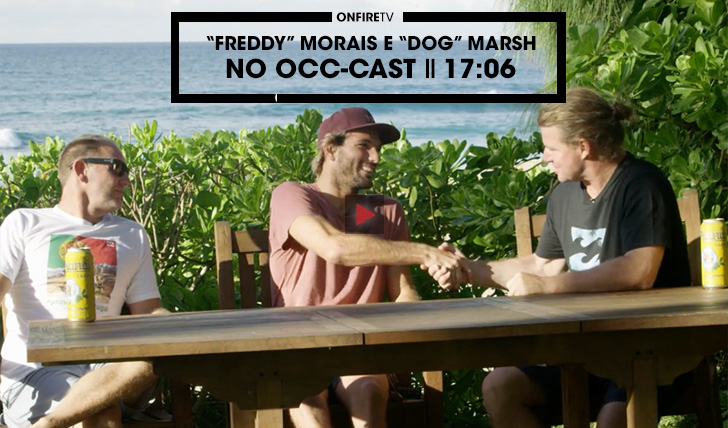 37355Frederico Morais e Richard Marsh no Occ-Cast || 17:06