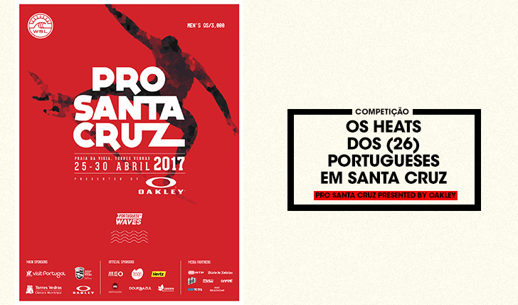 37375Os heats dos portugueses no Pro Santa Cruz presented by Oakley