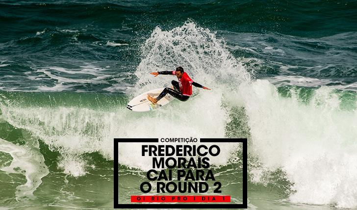 37609Frederico Morais cai para o round 2 do Oi Rio Pro