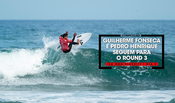 37946Guilherme Fonseca e Pedro Henrique garantem-se no round 3 do ISA WSG | Dia 5