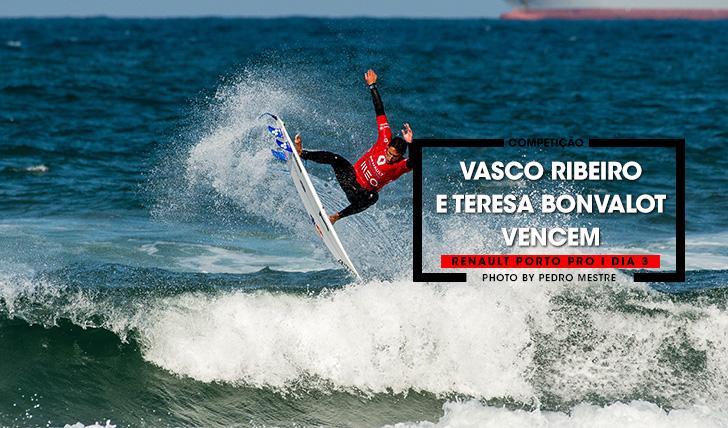 37721Vasco Ribeiro e Teresa Bonvalot vencem Renault Porto Pro