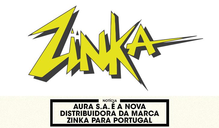 37825Aura, S.A. distribui Zinka em Portugal