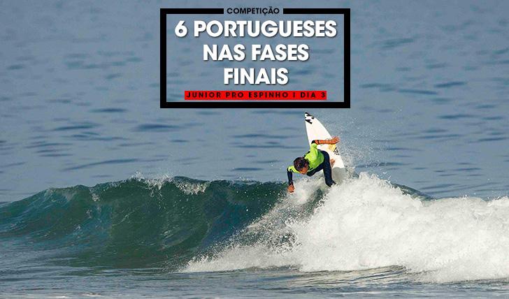 384546 portugueses nas fases finais do Junior Pro Espinho
