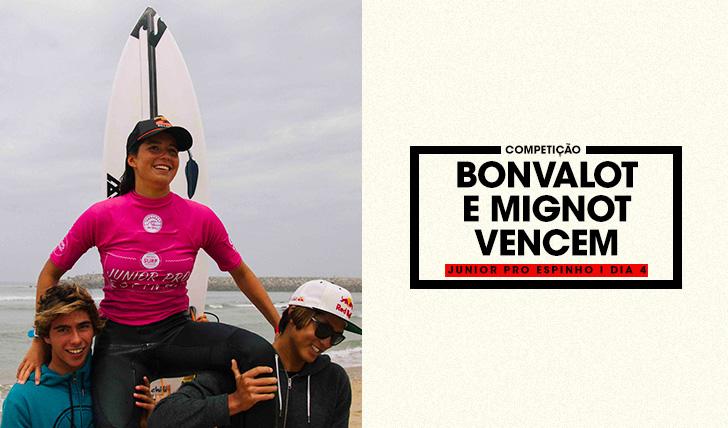 38457Teresa Bonvalot & Marco Mignot vencem Junior Pro Espinho