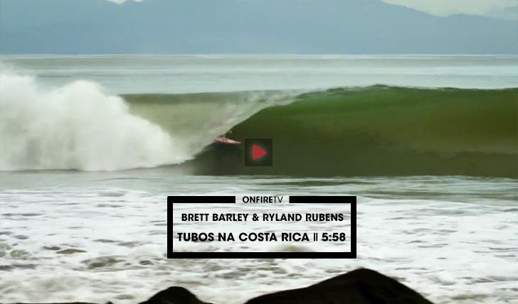 38323Brett Barley & Ryland Rubens surfam ondas épicas na Costa Rica || 5:58