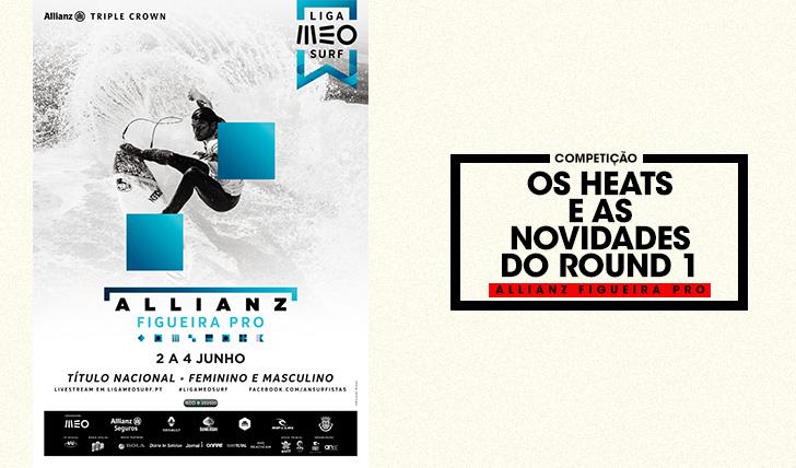 38103Os heats e as novidades do round 1 do Allianz Figueira Pro