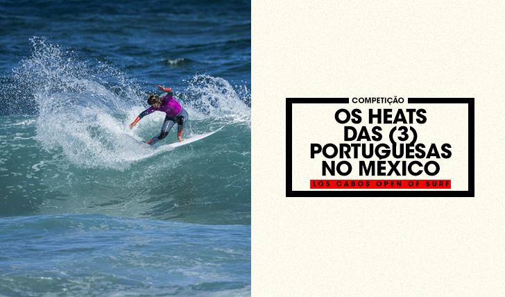 38226Os heats das surfistas portuguesas no Los Cabos Open of Surf