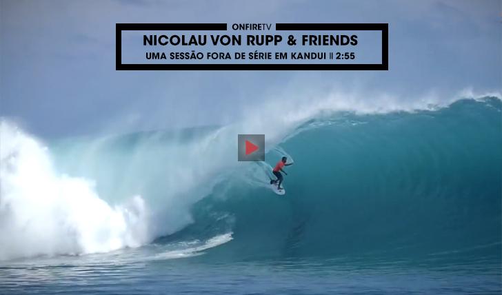 38286Nicolau Von Rupp & Friends | Sessão épica em Kandui || 2:55