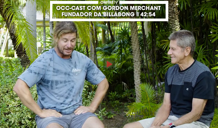 38384Occy entrevista Gordon Merchant, fundador da Billabong || 42:54