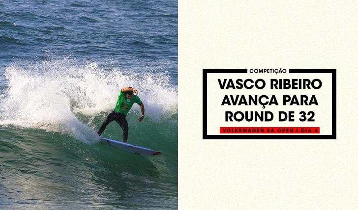 38348Vasco Ribeiro segue para o round de 32 em Durban | Dia 4
