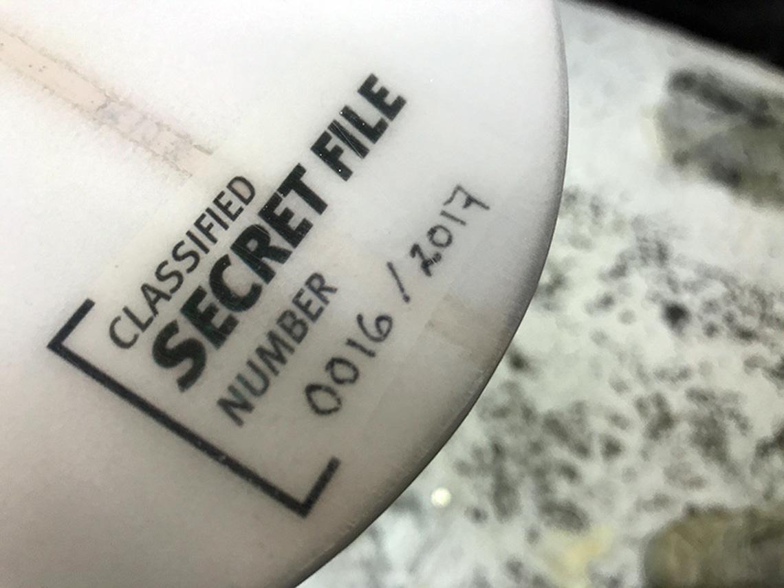 39543CLASSIFIED – SECRET FILES by MATTA