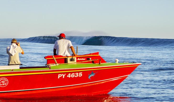 39423Billabong Tahiti Pro deverá arrancar logo no dia 1