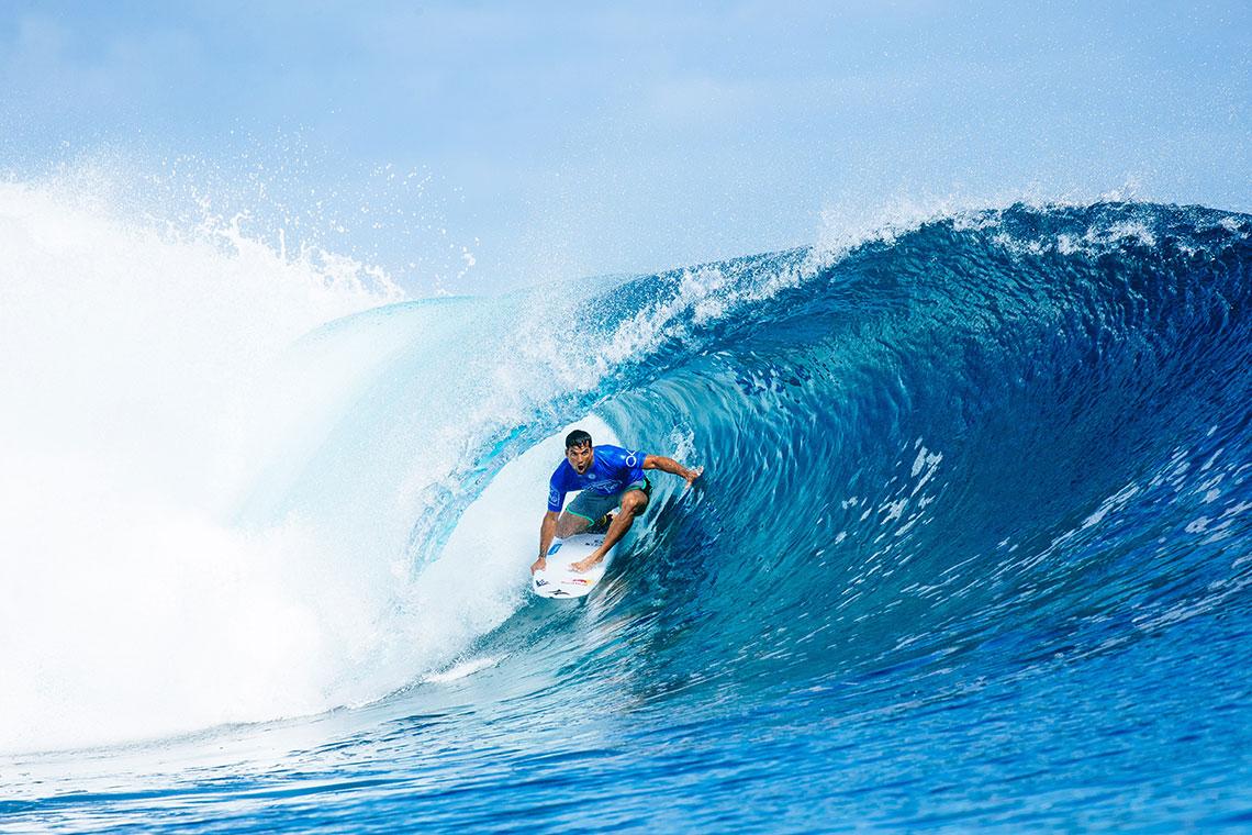 39241Os adversários de Frederico Morais no Billabong Pro Tahiti