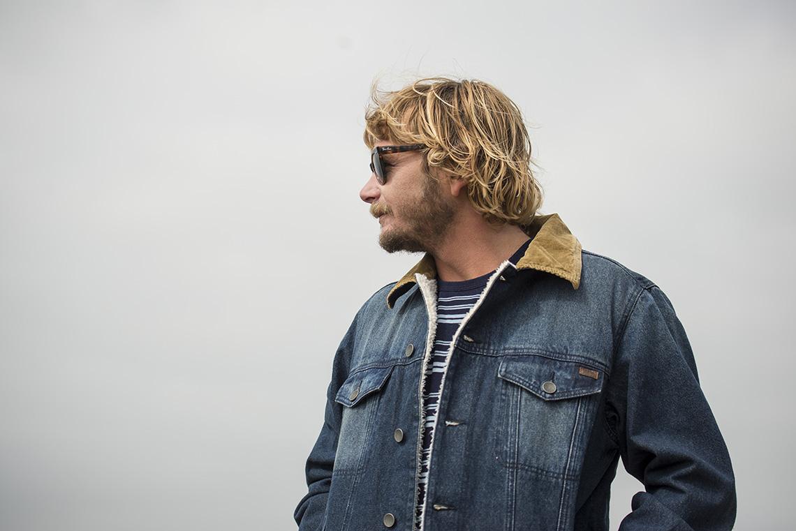40815Billabong Surf+ apresenta Barlow Jacket