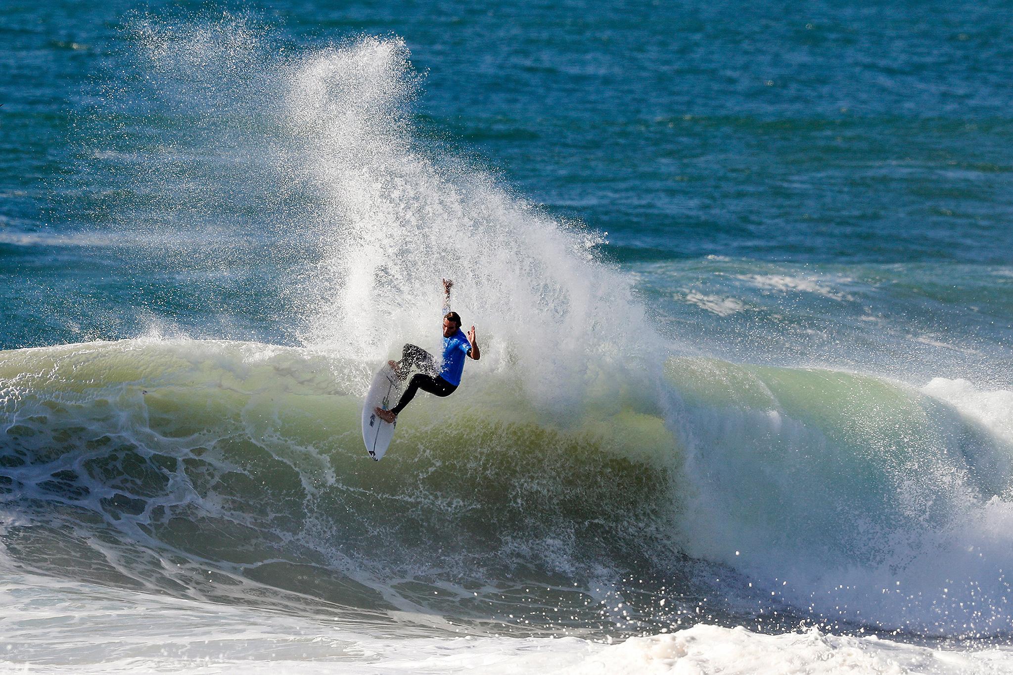 40866Frederico Morais (também) cai para o round 2 de MEO Rip Curl Pro Portugal