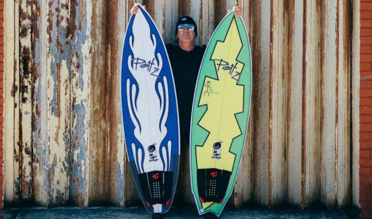 40990Martin Potter lança Pottz Surfboards com MATTAshapes