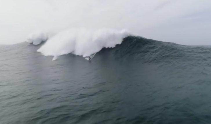 41257Let the big wave games begin | Nazaré || 3:08