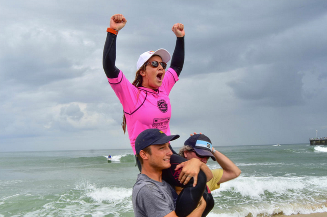 42474Evan Geiselman e Caroline Marks vencem Florida Pro