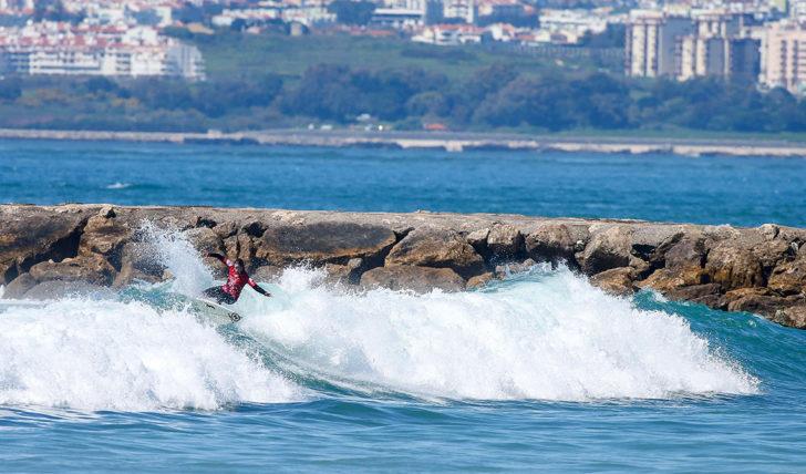 43479Muita acção no dia 2 do Caparica Primavera Surf Fest
