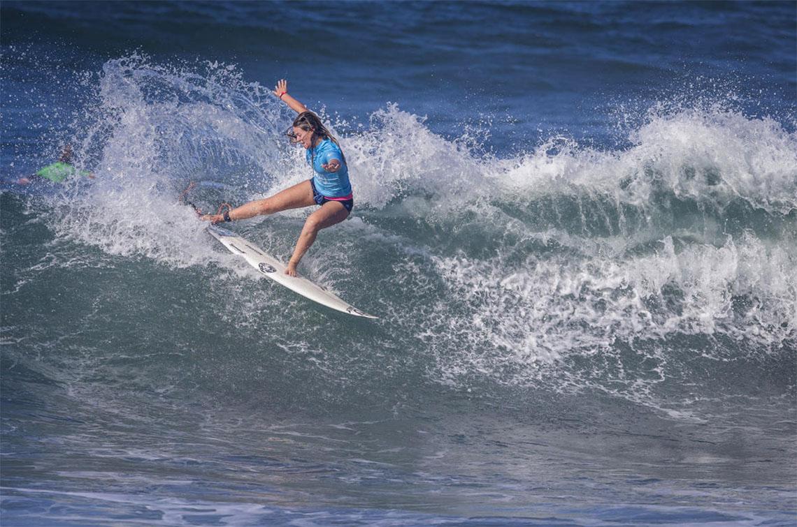 43316Bom arranque para a Armada Lusa no Martinique Surf Pro