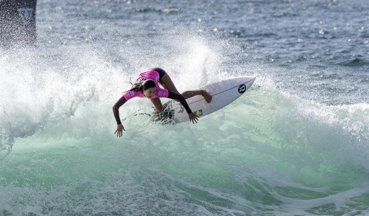 43112Teresa Bonvalot termina em 9º lugar no Vissla Sydney Surf Pro