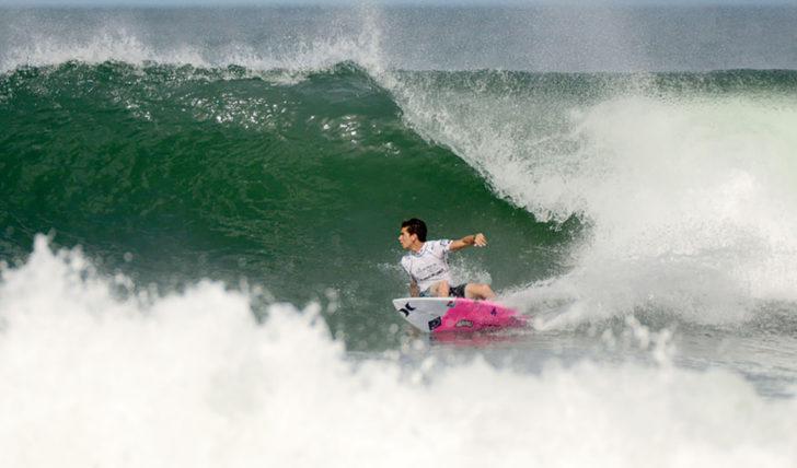 43310Os heats dos surfistas portugueses no Martinique Surf Pro