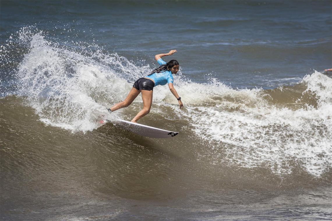 43367Teresa Bonvalot no round 3 do Martinique Surf Pro