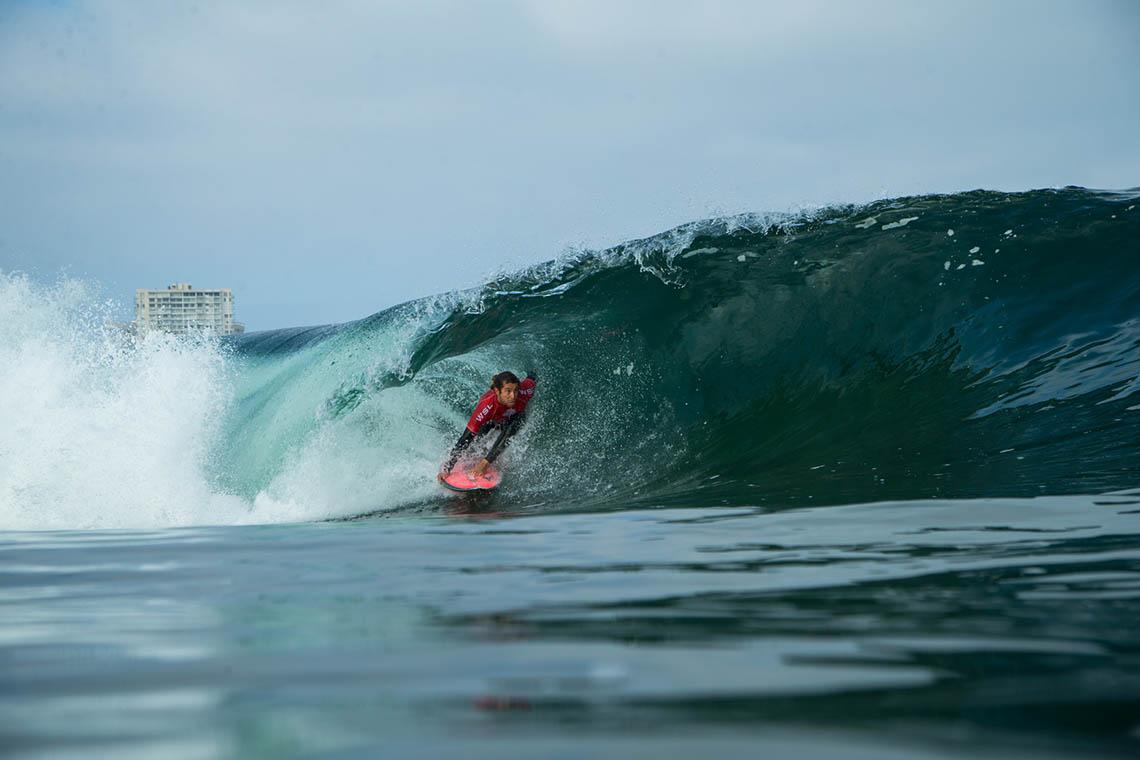 45006Os heats dos portugueses no Maui and Sons Arica Pro Tour