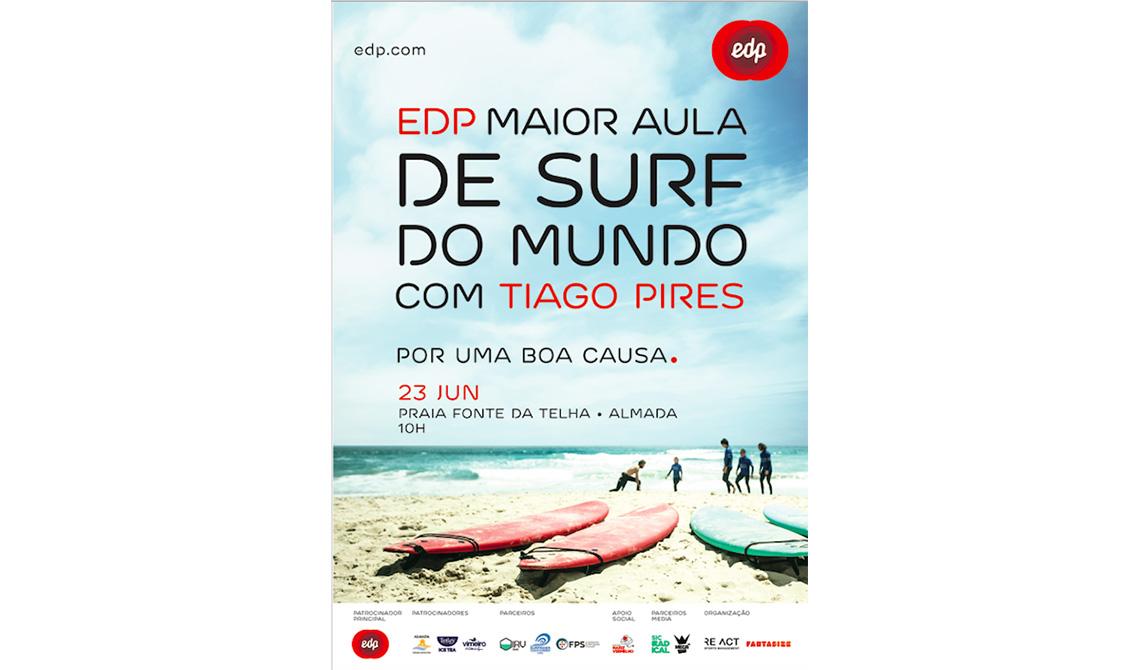 45486Tiago Pires tenta bater recorde do Guiness para ajudar a Operação Nariz Vermelho