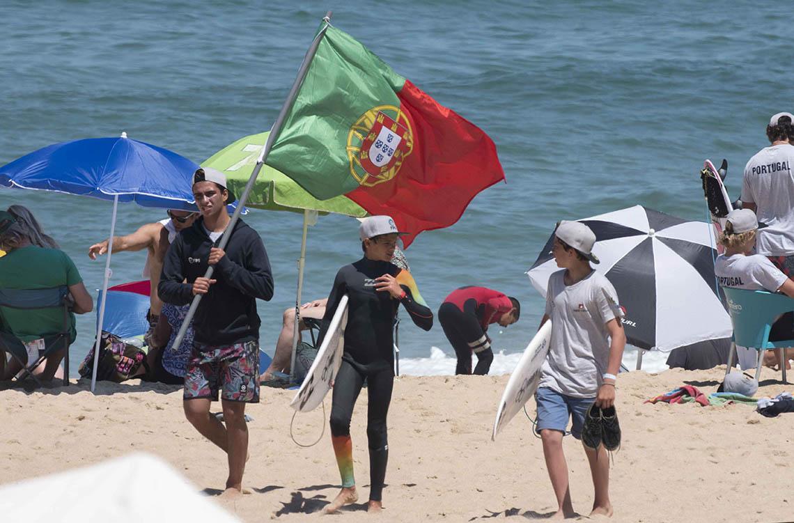 46173Portugal segue na disputa pelo título do EuroJunior