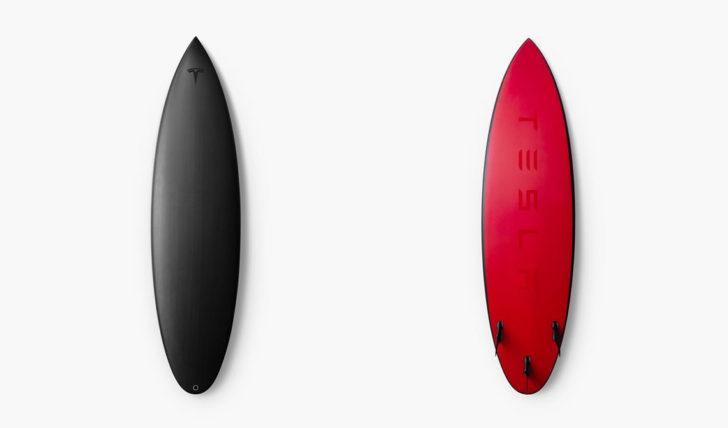 46228Tesla lança edição limitada de pranchas de surf