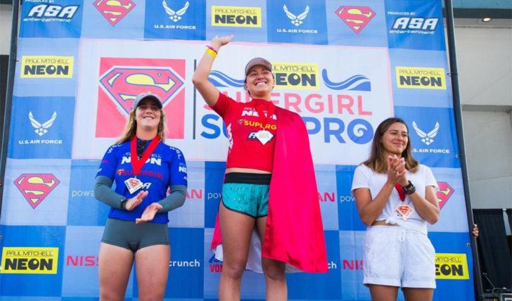 46260Carissa Moore vence em Oceanside, portuguesas caem no ranking