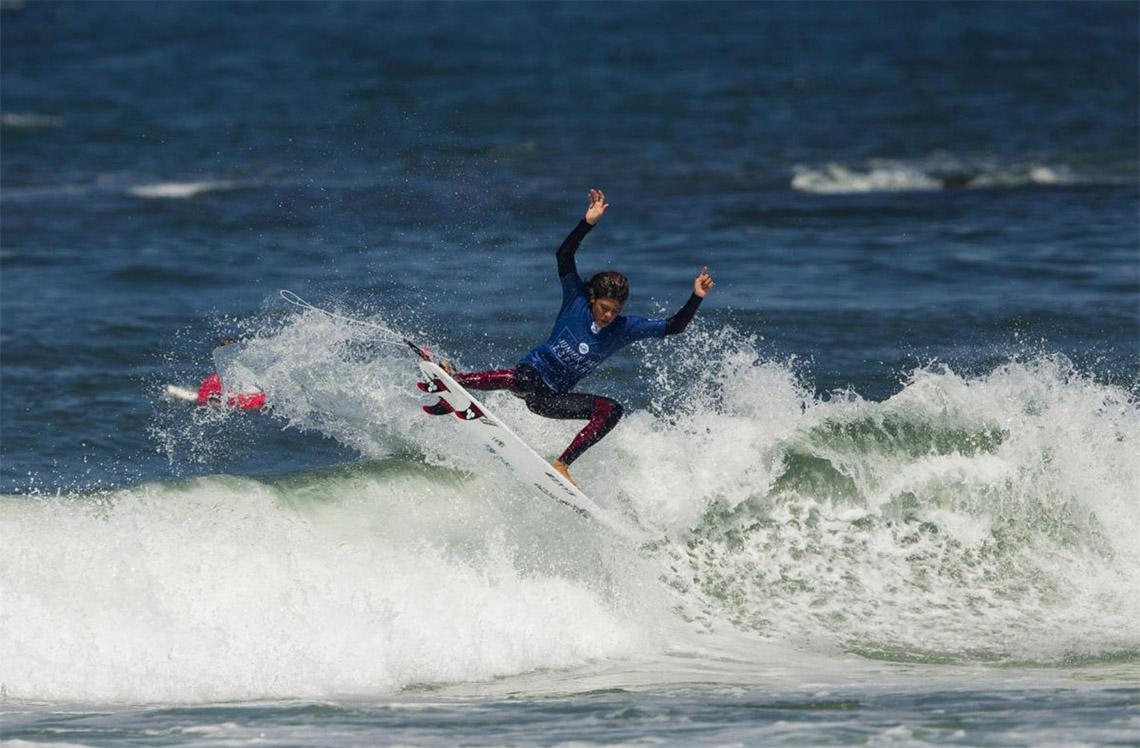 460684 portugueses no round 4 do Junior Pro Sopela