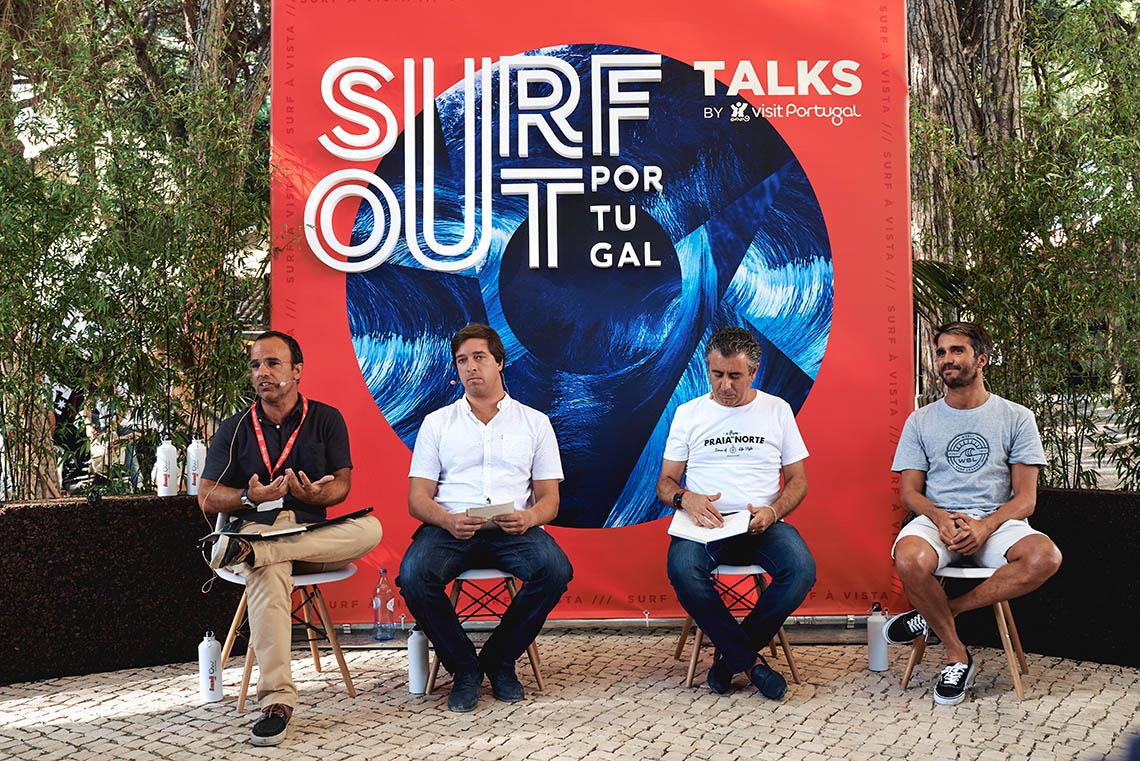 46996Surf Talks by Turismo de Portugal: players defendem maior união, profissionalização de quadros e apoio aos atletas