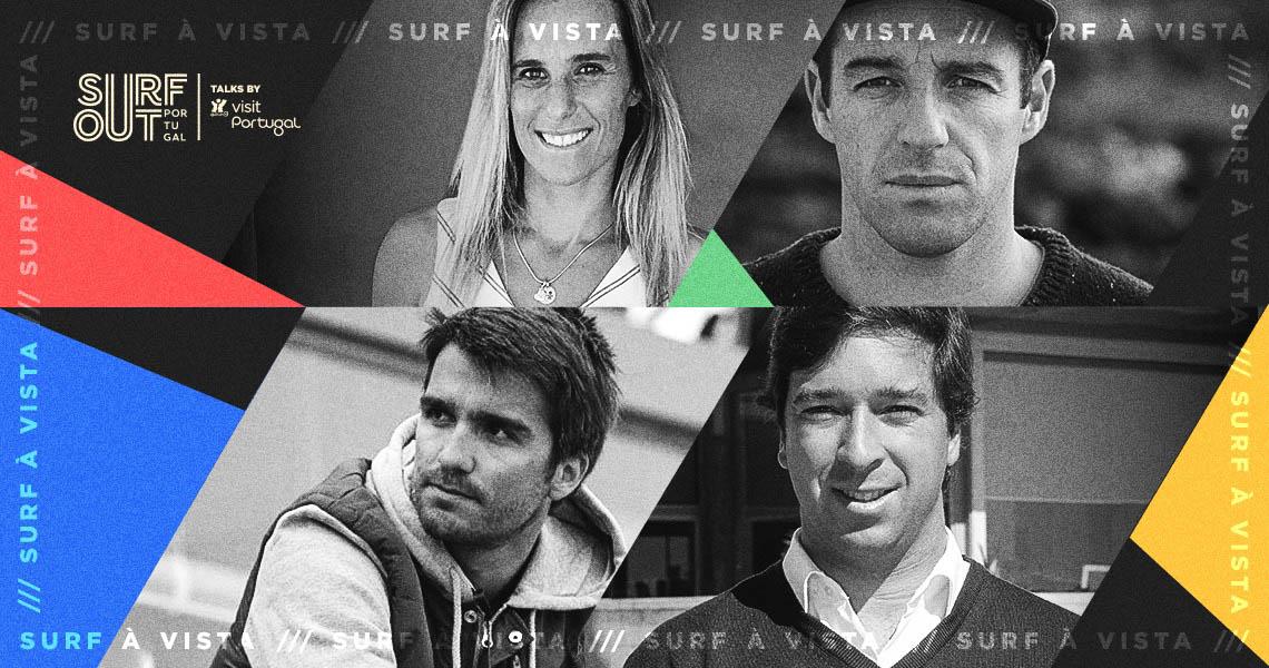 46810Surf Out Portugal divulga horários das Surf Talks by Turismo de Portugal