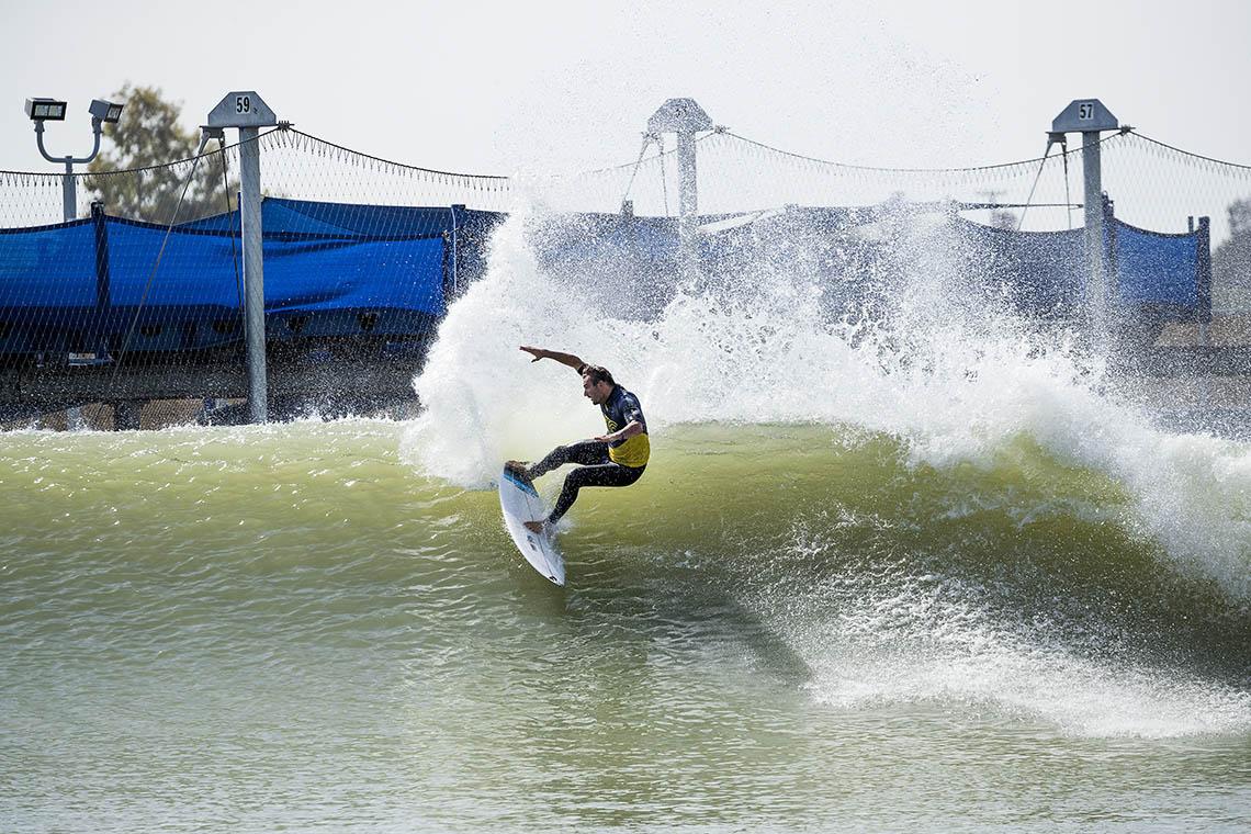 46779O horário dos heats de Frederico Morais no Surf Ranch Pro
