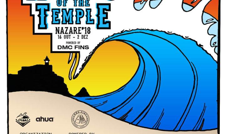 47453AHUA – Masters of the Temple arranca a partir de 16 de Outubro