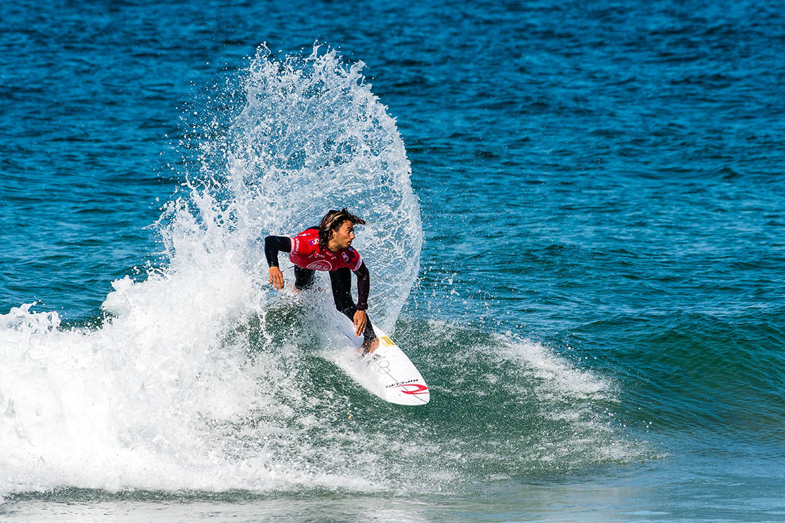 47311Disputa pelo título reduzida a 4 surfistas no Bom Petisco Cascais Pro